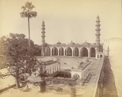 General view of Shah Alam's Mosque, Ahmadabad 10031692